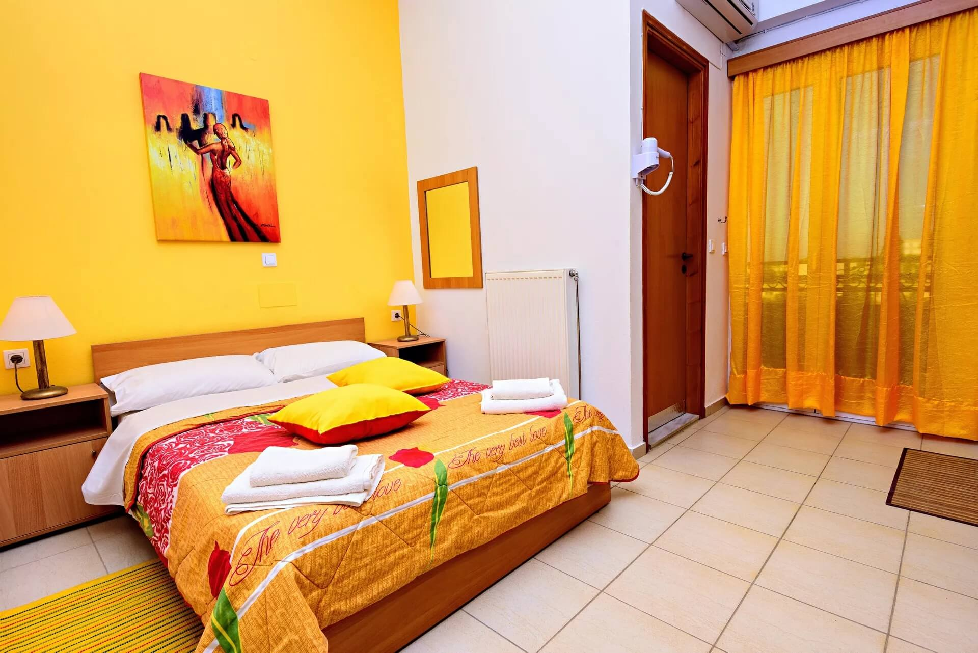 economy-double-room-two-bed